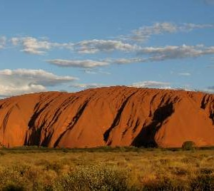 Colours of Uluru