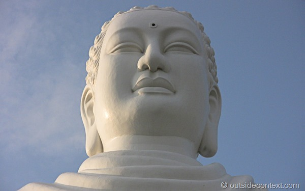 Lord Buddha Vietnam thumb Chan Buddhism, Daoism and Zen   Journey through the East
