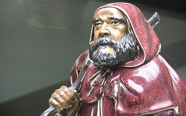bodhidharma Statue India thumb Chan Buddhism, Daoism and Zen   Journey through the East