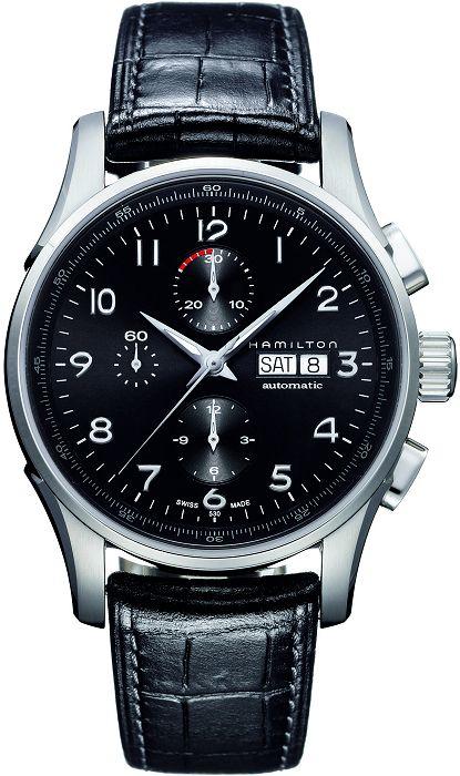 415 Hamilton JazzMaster Maestro Auto Chrono Watch Review